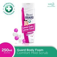 Biore Guard Body Foam Comfort Mild Botol 250ml