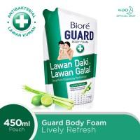 Biore Guard Body Foam Lively 450ml