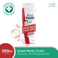 Biore Guard Body Foam Active Antibacterial Botol 250ml
