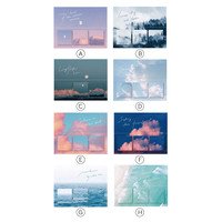Sky and Sea Series Sticky Notes Set / Catatan Tempel / Notes