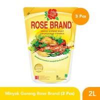 Bundle Minyak Goreng Rose Brand 2 Liter (3 pcs)