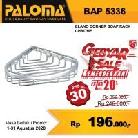 RAK TEMPAT SABUN SOAP RACK PALOMA ELANO CORNER - BAP 5336
