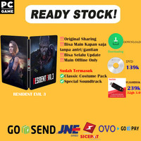 Resident Evil 3 Remake PC ORIGINAL FULL DLC / RE 3 Remake - DOWNLOAD