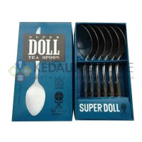 Kedaung Sendok Tea SUPER DOLL 405/6 KIG/HNS10017 ( ISI 6 PCS )