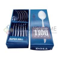 Kedaung Sendok Makan SUPER DOLL 403/6 KIG/HNS10016 ( ISI 6 PCS)