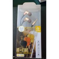 Headset Handsfree PAPADA PA-105i PA105i in ear music Earphone