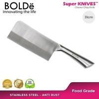 BOLDe Super Knives Cleaver Chop Knife