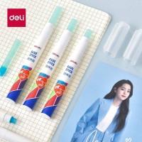 Deli Liquid Glue Pen Solid gum (1+1) 53410