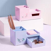 Deli Kotak Penyimpan/Desk Organizer Modular Design 8922