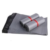 Kantong 17x30cm Amplop Plastik Packing Polybag Doff 60 Micron 100pcs