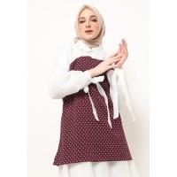 KNW Rhea Top - Blouse Muslim Wanita
