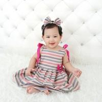 Dress Anak Casual | Dress Casual Baby | Setelan Dress Baby | POP DRESS