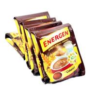 energen coklat/ minuman energen rasa coklat 1 renceng isi 10 sachet