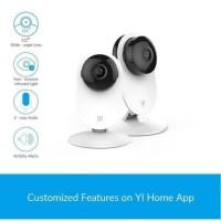 IP Camera CCTV Wifi Spy Cam Xiaomi Yi Dome X 1080p
