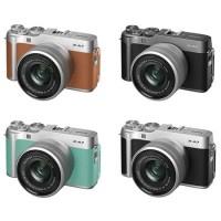 Fujifilm XA7 X-A7 Kit XC 15-45mm - Fujinon Fuji Xa7 XA5 XA3 X-A5 X-A3