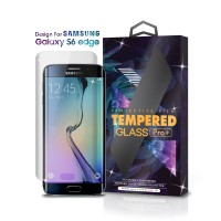 Tempered Glass Samsung Galaxy S6 Edge Full Cover Clear - Glass Pro