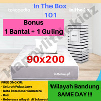 Kasur Matras Springbed Inthebox In The Box 101 90x200 cm (Single)