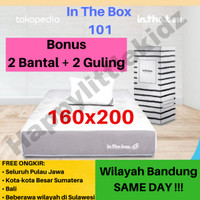 Kasur Matras Springbed Inthebox In The Box 101 160x200 (Queen)