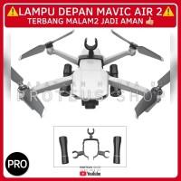 ✅ LAMPU DEPAN SENTER LED DRONE DJI Mavic Air 2 BRACKET LIGHT SOROT