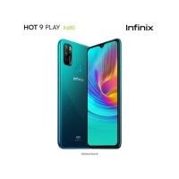 Infinix Hot 9 Play 3/64 Ram 3GB Internal 64GB Garansi Resmi