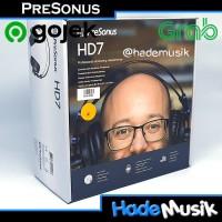 Headphone Presonus HD7 HD-7 HD 7 Professional Monitoring Headphones