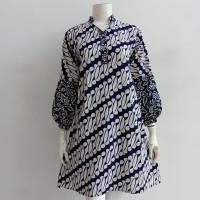 dress batik cap parzanti