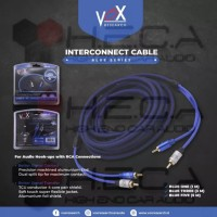VOX Blue Series 3 meter Kabel RCA Audio 3m Cable ORIGINAL