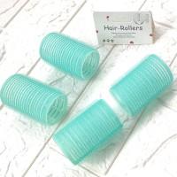 Roll Rambut Tempel Hair Curler Set Isi 4 Pcs