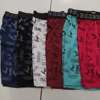 Celana Pendek Boxer Pria Murah / Celana Kolor Murah