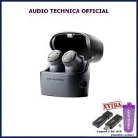 Audio Technica ATH-ANC300TW ANC In-Ear Wireless Headphone ANC300 TW - Hitam