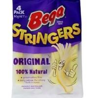 Bega Stringers Mozarella Cheese Sticks 4 pack 80gr