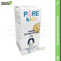 Pure Kids Inhalant Decongestant Oil 10ml Obat Hidung Tersumbat