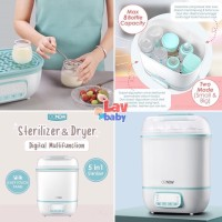 Oonew Sterilizer Dryer 5in1 Multifunction Steril botol bayi pengering