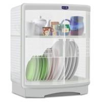 Rovega - Rak Piring Gelas Premium Dish Cabinet Rovega Paloma