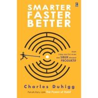 Smarter Faster Better - Charles Duhigg - KPG
