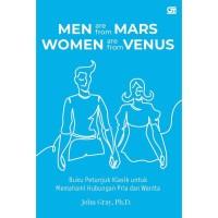 Men Are From Mars, Women Are From Venus (Cover Baru) - John Gray Ph.D.