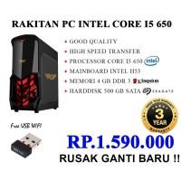 PC Intel Rakitan Core I5 Ram 4gb