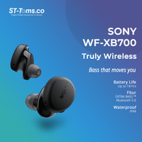 Sony WF-XB700 WF XB700 True Wireless Headphones With Extra Bass