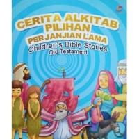 Buku Anak Cerita Alkitab Pilihan Perjanjian Lama - Dolphin Press