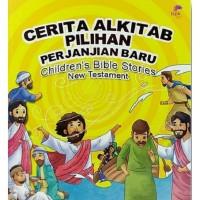 Buku Anak Cerita Alkitab Pilihan Perjanjian Baru - Dolphin Press