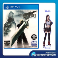 PS4 Final Fantasy VII Remake Region 3