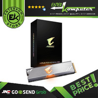 Gigabyte AORUS RGB SSD M.2 512GB NVME