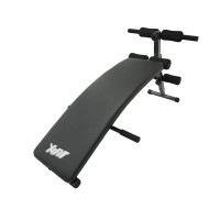 X2FIT Curved Sit Up Bench XF-3830 / Ab Board XF-3830 - ORIGINAL