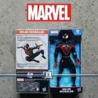 MILES MORALES 9 Action Figure Marvel Avengers Spiderman - HASBRO ORI
