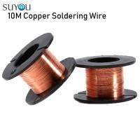 Suyou 1/5/10pcs Kabel Tembaga Konektor Pcb 1mm Diy Untuk Reparasi