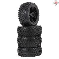 CTOY 4PCS 1/10 RC Off-road Tyre Nail Block Tread Pattern