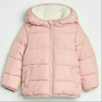Jaket Winter Anak Brand Baby Gap /Size 12-18m 2Thn (Warna Pink)