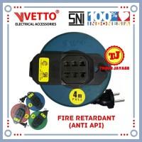Box Kabel Vetto Donat / Kabel Roll / Rol 4 Meter Full SNI - V268/4M