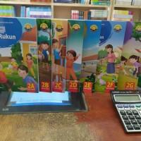 tematik kls 2 sd yudistira 8 buku set