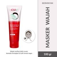 ESA Black Purifying Peel-Off Mask - Masker wajah kulit berminyak